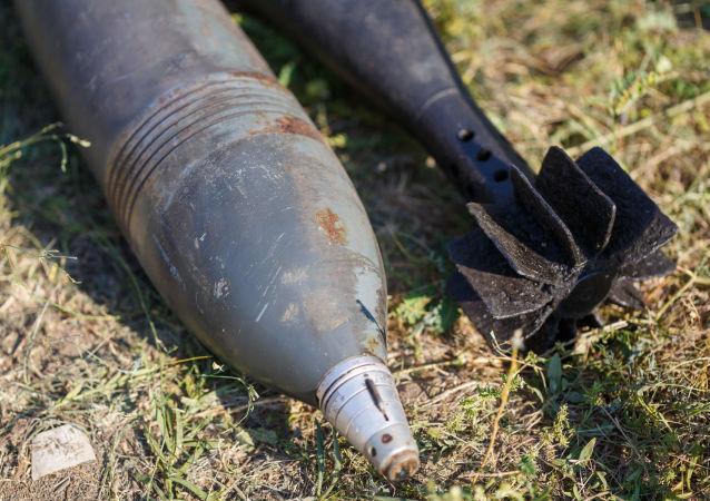 Bombas da 2ª Guerra Mundial (imagem referencial)