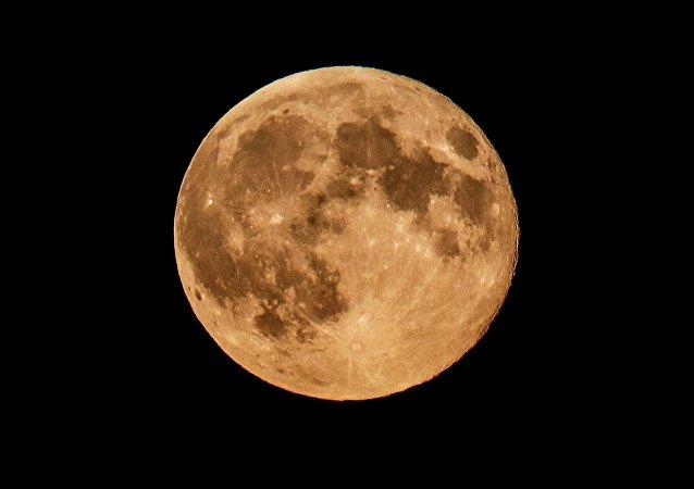 A Lua (imagen referencial)