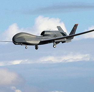 Drone Global Hawk RQ-4