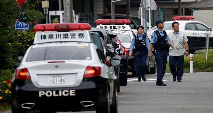 Polícia do Japão
