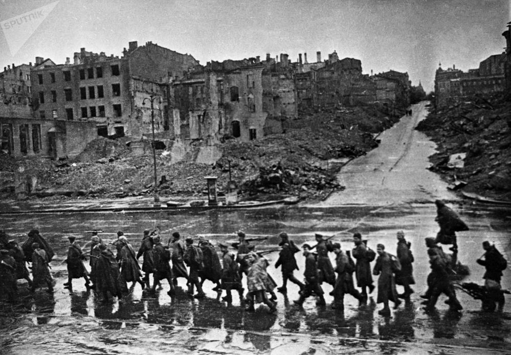 Libertação de Kiev dos invasores nazistas, 1943