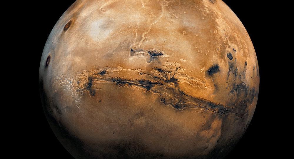 Marte (imagem de arquivo)