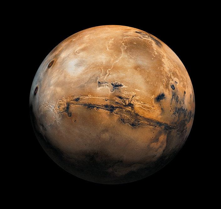 NASA encontra prováveis sinais de vida em Marte