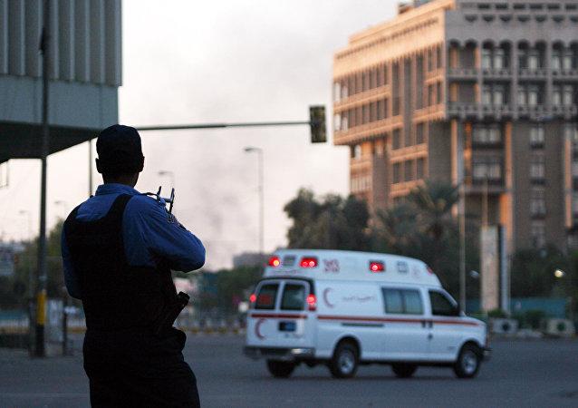 Polícia iraquiana (arquivo)