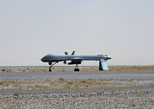 Drone norte-americano Predator