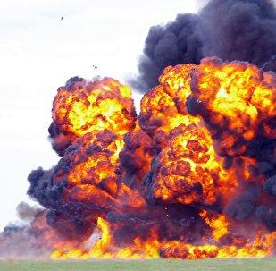 Explosão (imagem referencial)