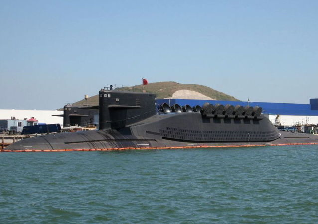 Submarino da China Type 094
