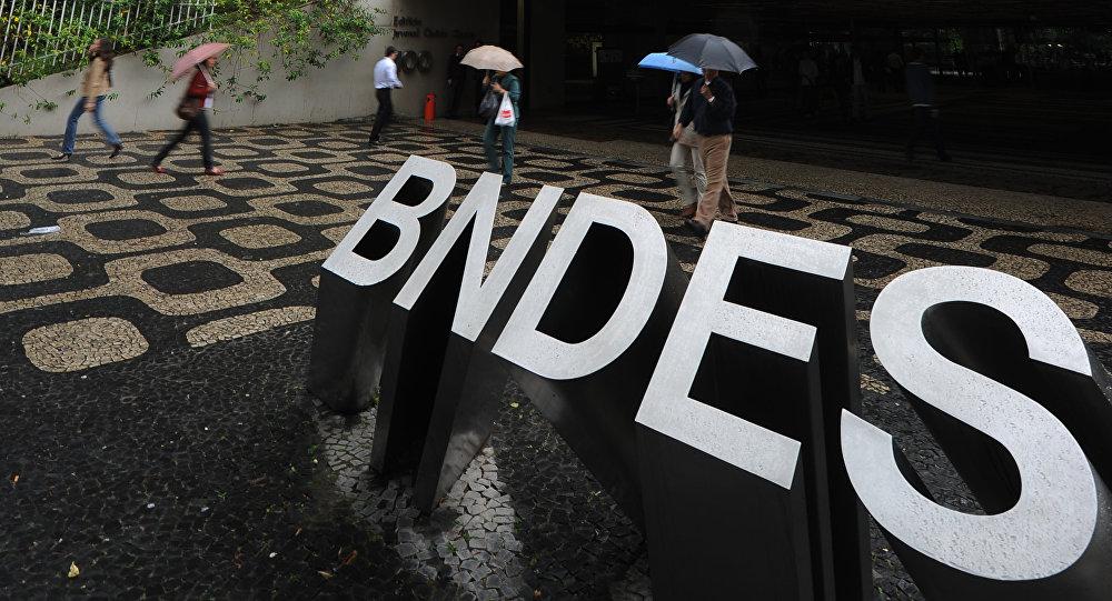 Escritório do BNDES no Rio