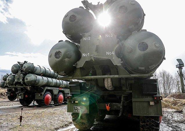 Sistema russo S-400