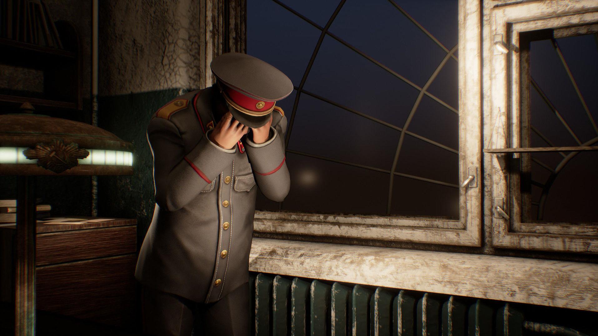 Captura de tela do jogo Sexo com Stalin