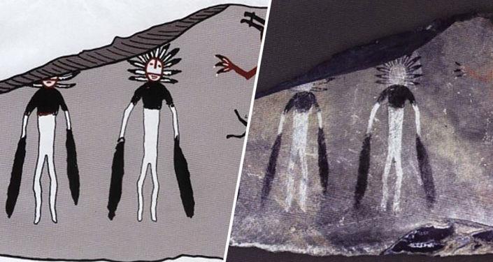 Técnicas avançadas foram utilizadas em pinturas de 5.000 anos na Sibéria