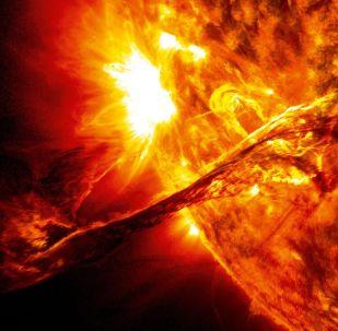 NASA revela próximo máximo solar