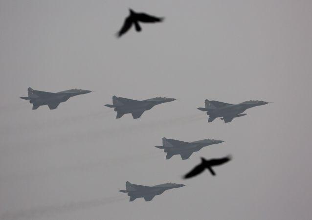 Esquadrilha de caças Jaguar da Força Aérea da Índia