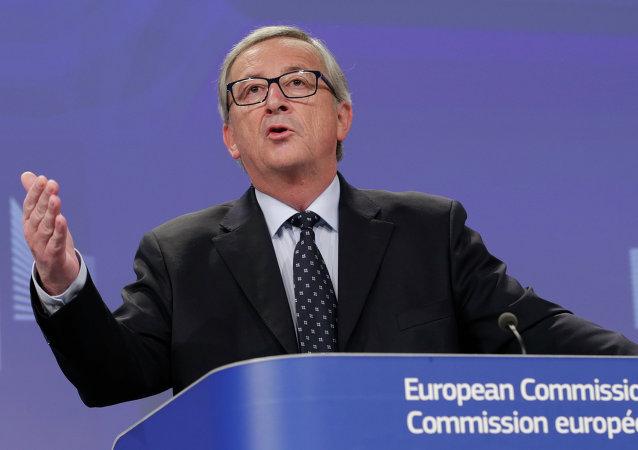 Presidente da Comissão Europeia, Jean-Claude Juncker (arquivo)