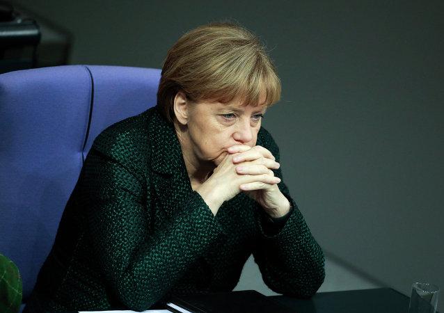 Chanceler da Alemanha Angela Merkel