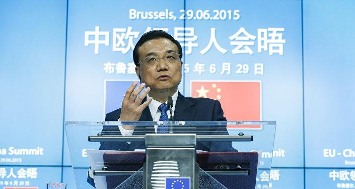Li Keqiang, primeiro-ministro da China
