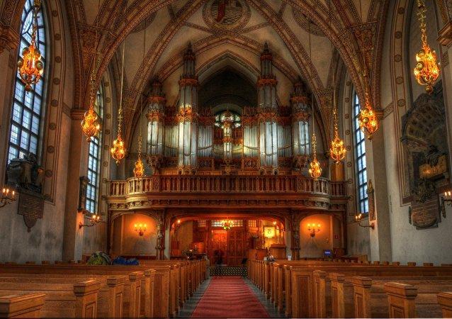 Igreja da Suécia (imagem de arquivo)