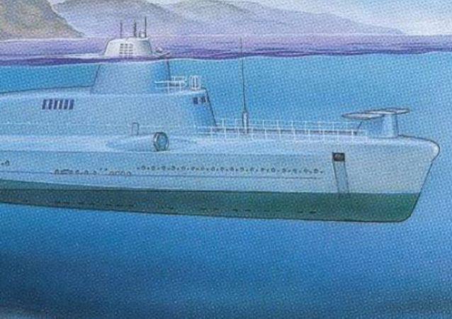 Navio do projeto 1231