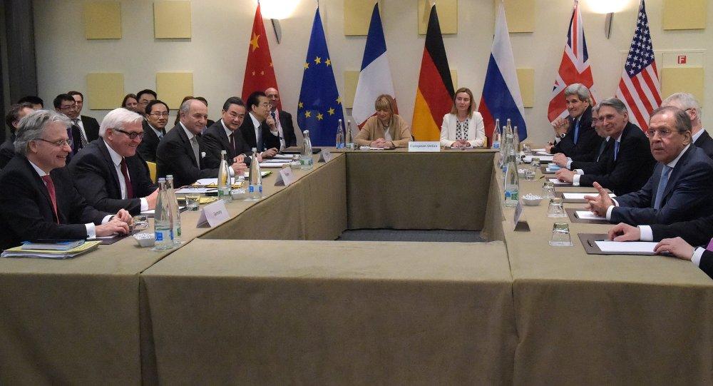 Negociações sobre o programa nuclear do Irã com o P5+1