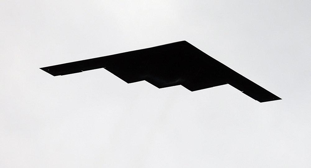 B-2 Spirit (imagem referencial)