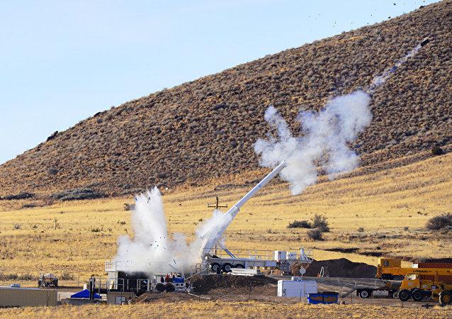 Teste da bomba nuclear americana B61-12
