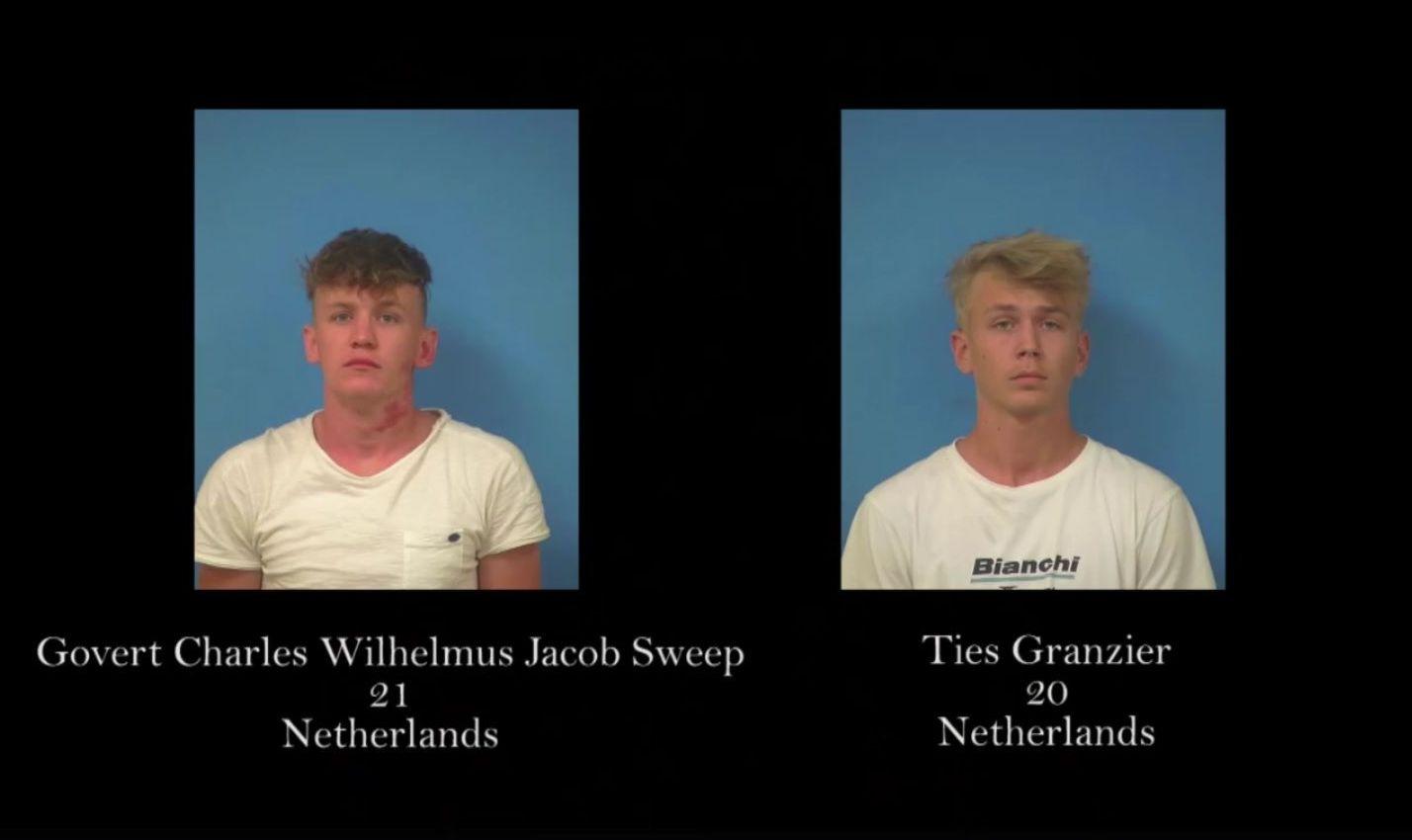 Dois estrangeiros foram detidos por invadir Área de Testes de Nevada