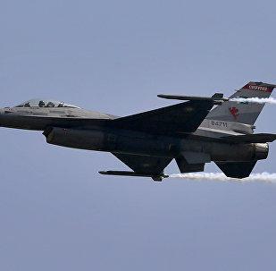 F-16 da Força Aérea do Paquistão