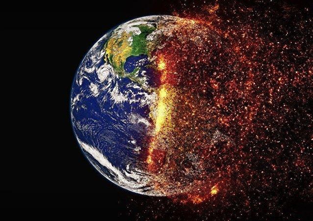 Mudança Climática (imagem de arquivo)