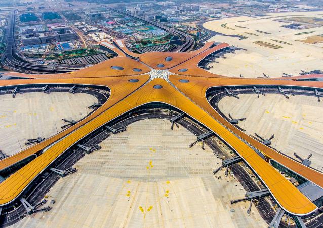 Aeroporto Internacional de Pequim-Daxing, o maior do mundo