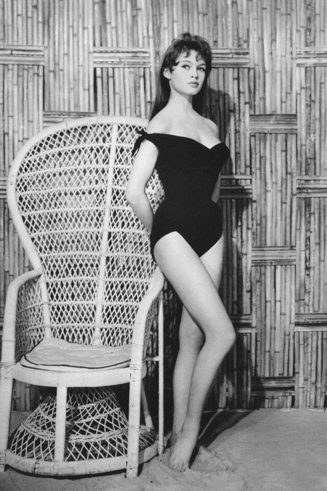 Brigitte Bardot em 1956
