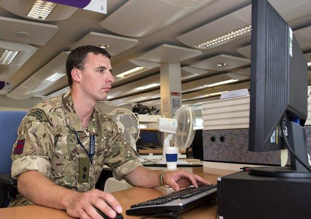 Militar do Reino Unido (imagem referencial)