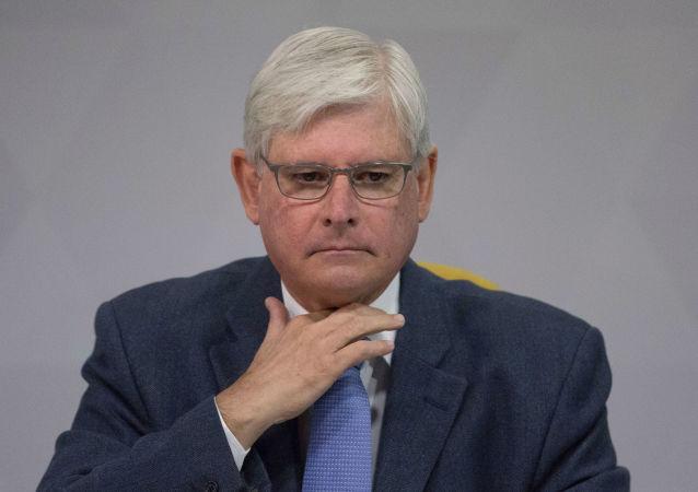Rodrigo Janot, ex-procurador geral da República