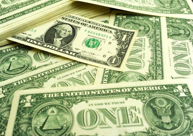 Cédulas de dólar norte-americano