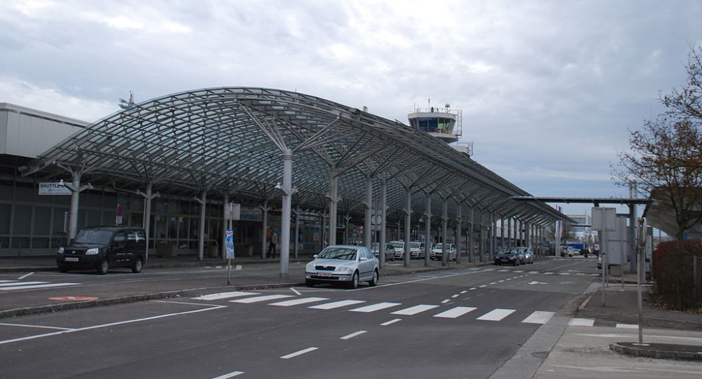 Aeroporto de Linz, Áustria