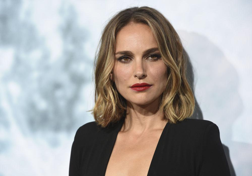 Natalie Portman chega à première do filme Lucy in the Sky no estúdio da Fox em 25 de setembro de 2019
