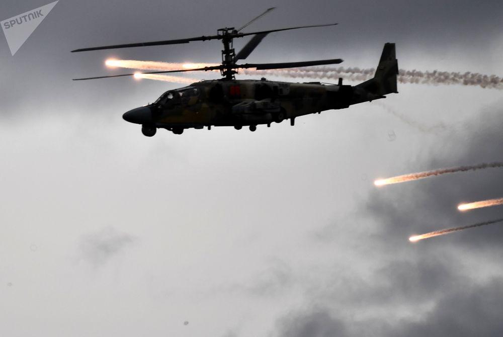 Exercícios militares da Organização do Tratado de Segurança Coletiva (OTSC) Cooperação 2019
