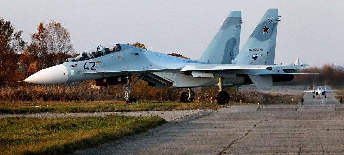 Caça-bombardeiro multifunção Su-30M2