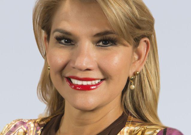 Jeanine Añez Chávez, segunda vice-presidente do Senado boliviano