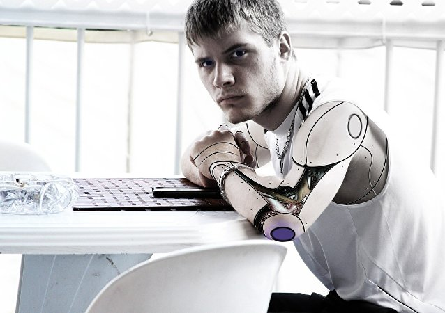 Ciborgue (imagem ilustrativa)