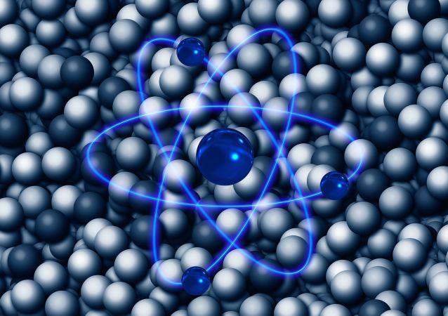 Átomo (imagem referencial)