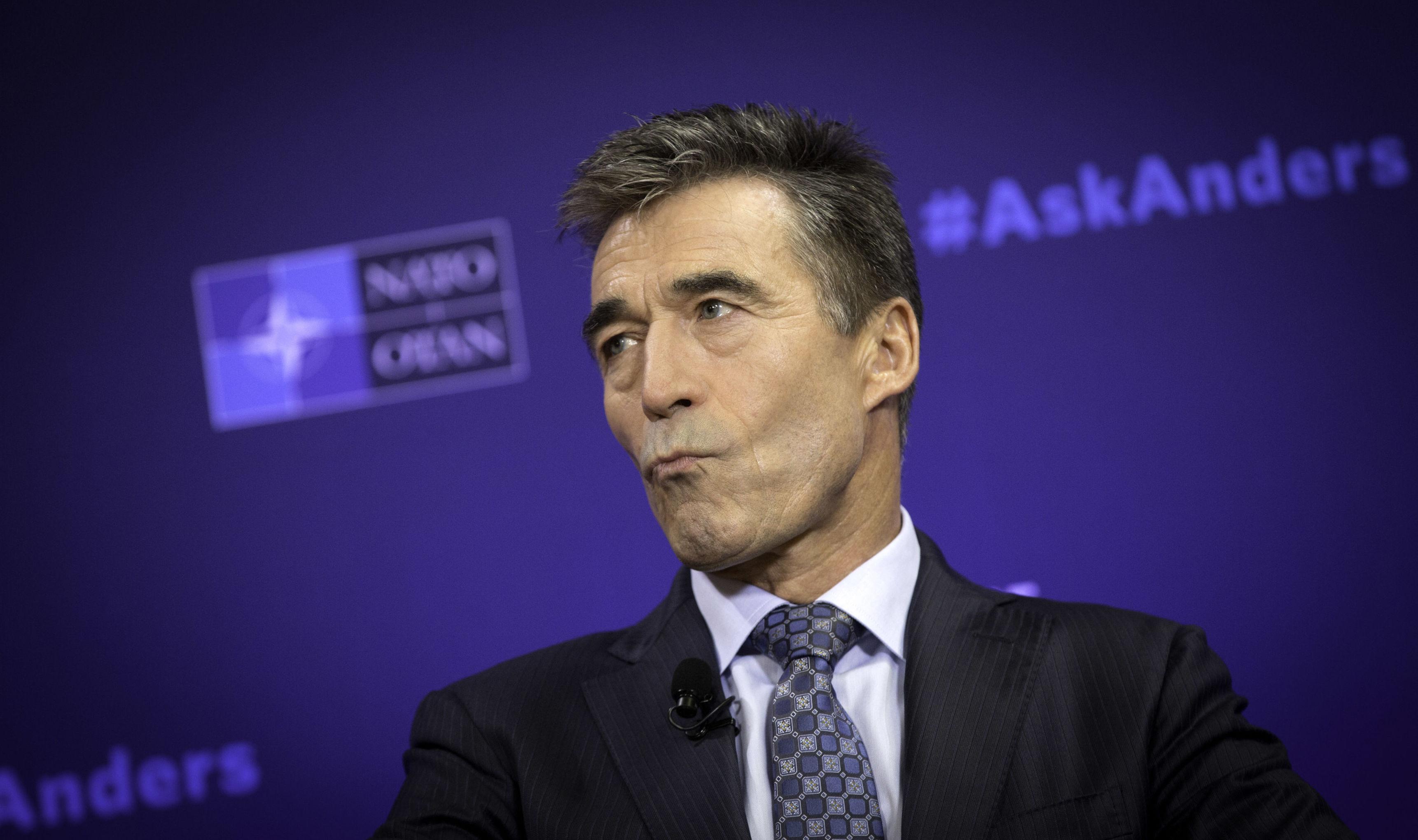 Anders Fogh Rasmussen, secretário geral da OTAN entre 2009 e 2014, acredita que a aliança não deve virar as costas para a Turquia