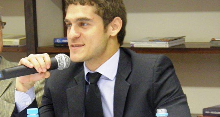 Professor de Relações Internacionais da Escola Superior de Propaganda e Marketing de Porto Alegre, Fabiano Mielniczuk