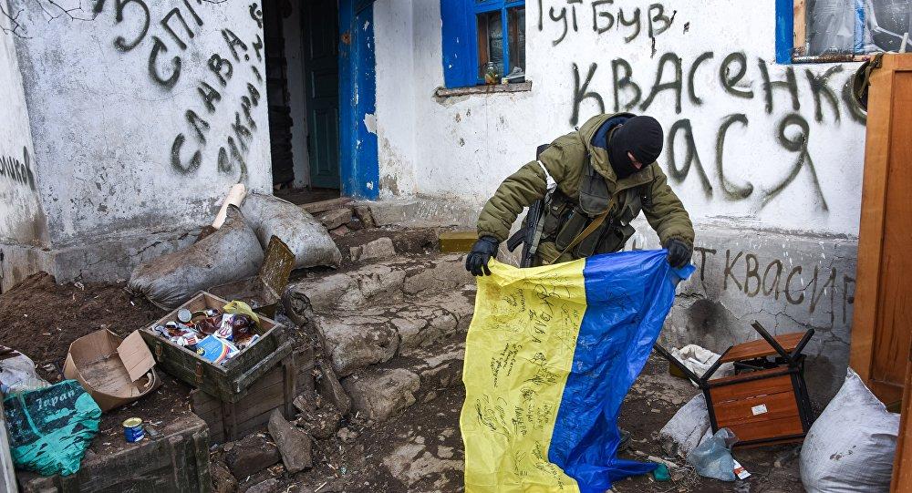 Situação na Ucrânia