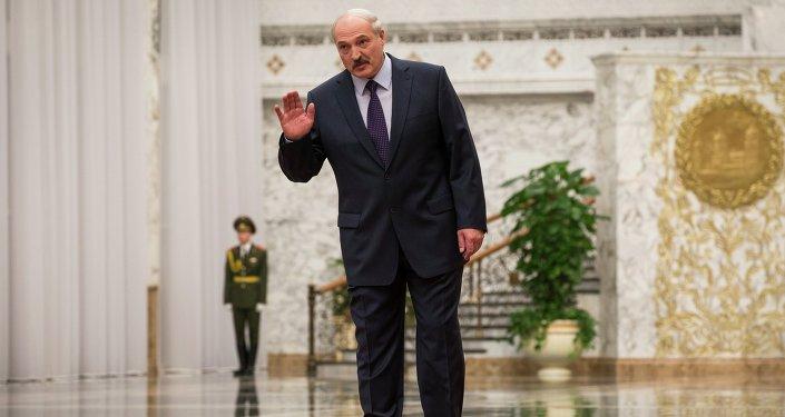 Presidente da Bielorrússia, Aleksander Lukashenko