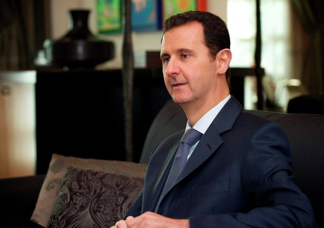 Bashar Assad, presidente da Síria