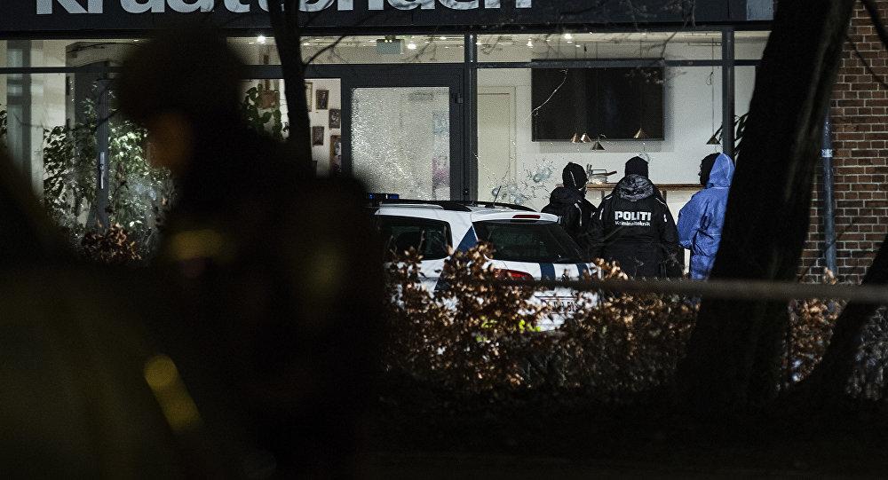 Ataque terrorista em Copenhague