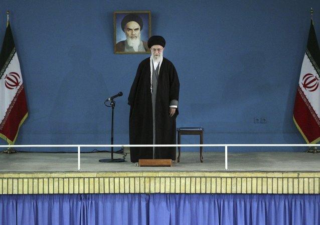 Aiatolá Ali Khamenei, Líder Supremo do Irã