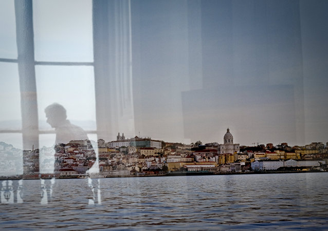 Vista a Lisboa