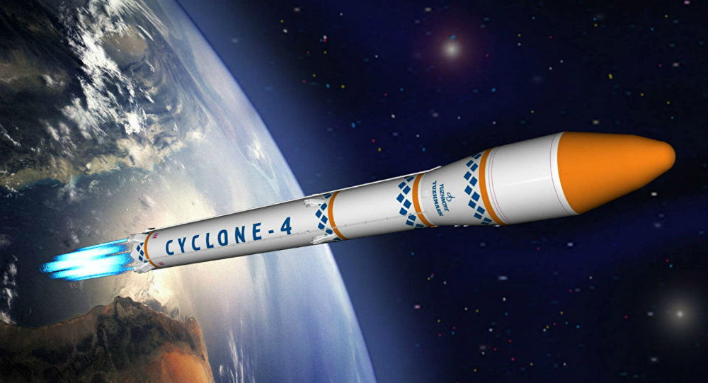 Ilustração do Cyclone-4.
