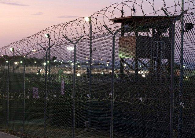 Prisão norte-americana Guantanamo